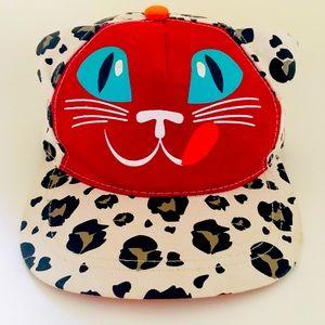 TUTUYA Leopard Cat Baby / Child Baseball Cap